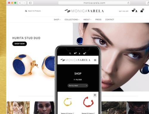 Monica Varela | Online Store